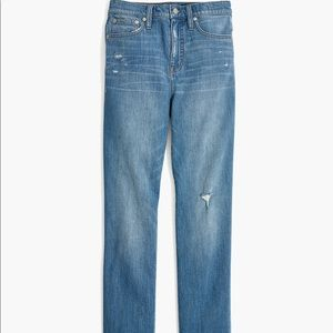 Classic Straight Jeans in Novello Wash